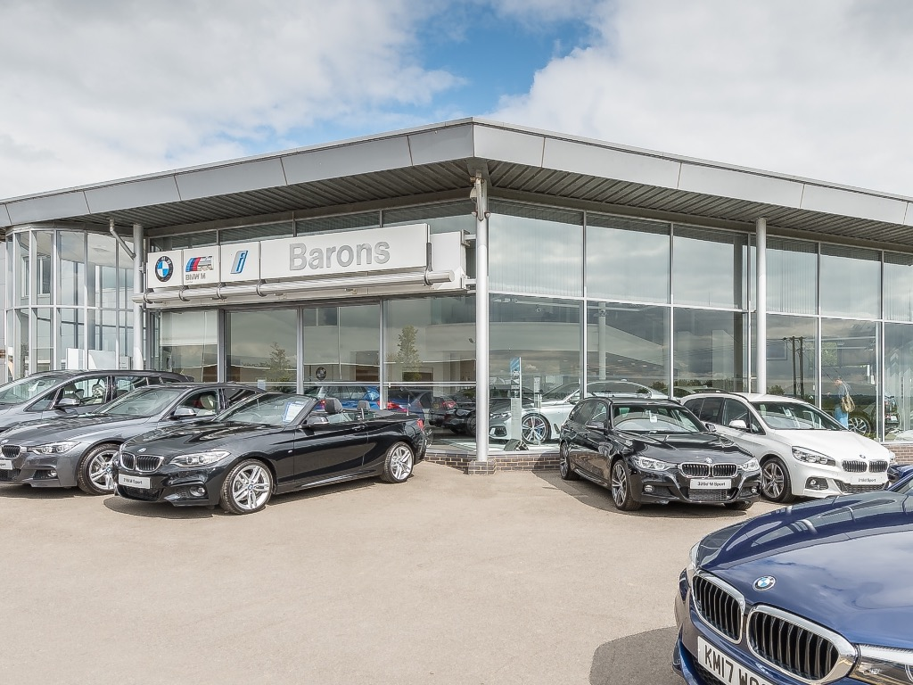 Bmw Dealer Near Me >> Barons Bmw Bedford Official Bmw Dealership Service Centre