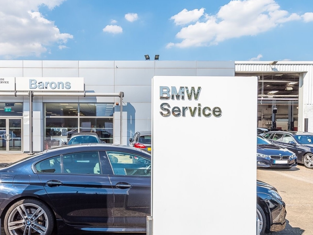 Barons BMW Borehamwood Aftersales - BMW Dealership in Borehamwood