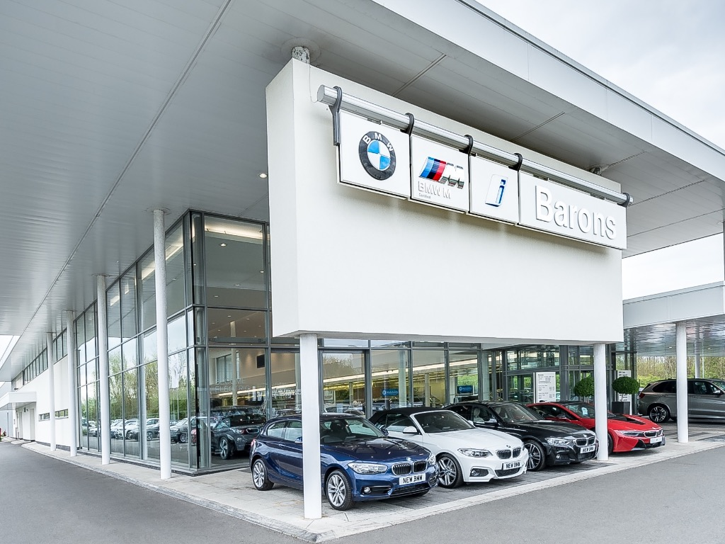 Barons BMW Cambridge - BMW Dealership in Cambridge