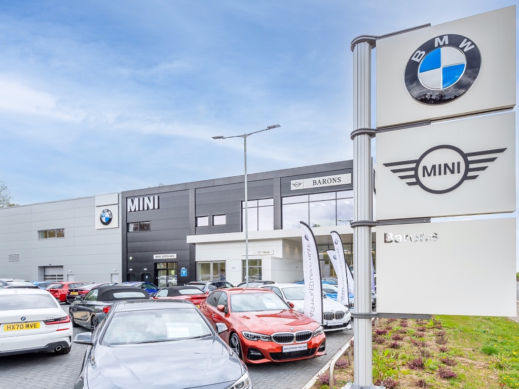 Barons BMW Hindhead - BMW Dealership in Hindhead