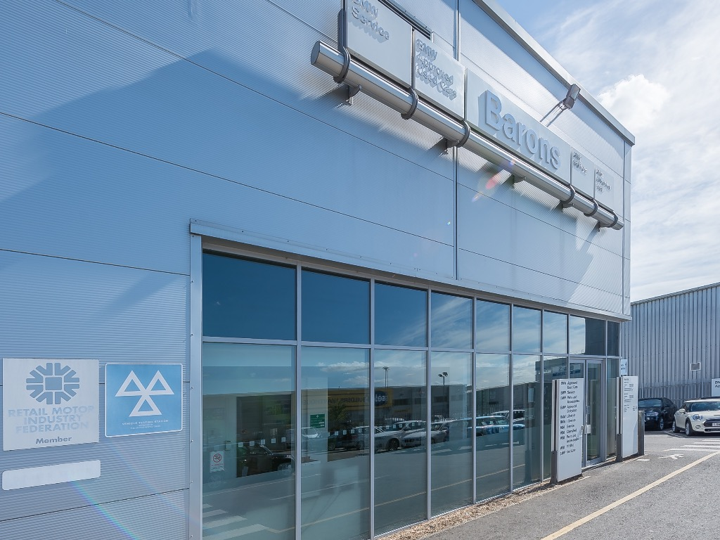 Barons BMW Ruislip Aftersales - BMW Dealership in South Ruislip