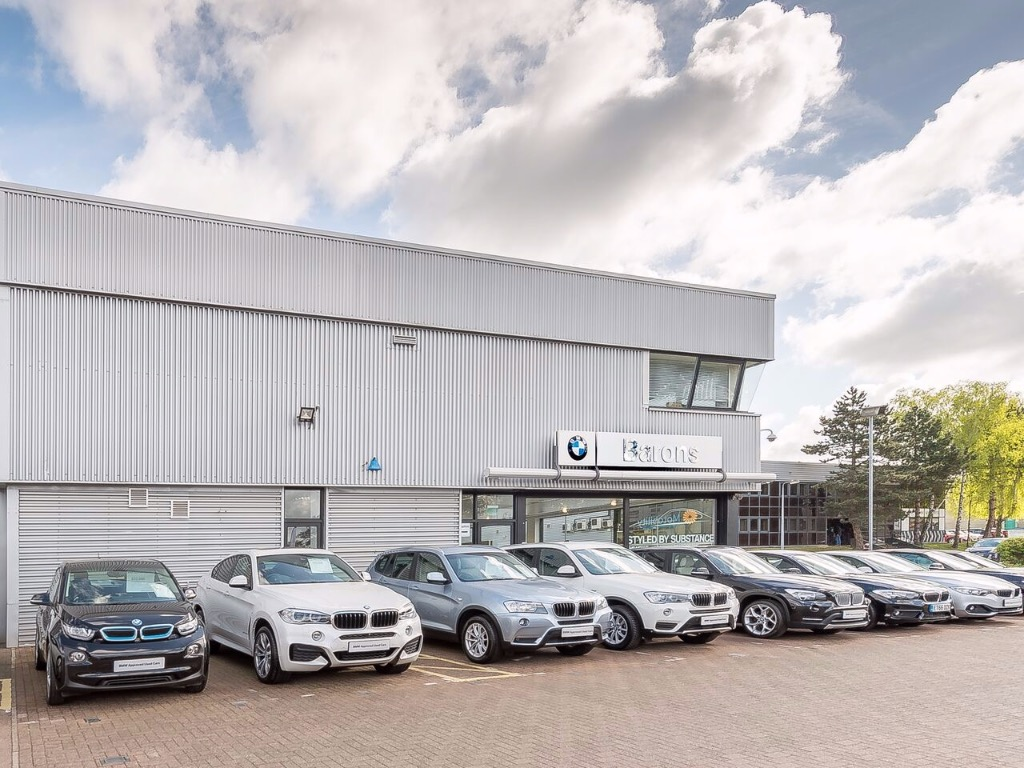Barons BMW Stansted - BMW Dealership in Bishop's Stortford