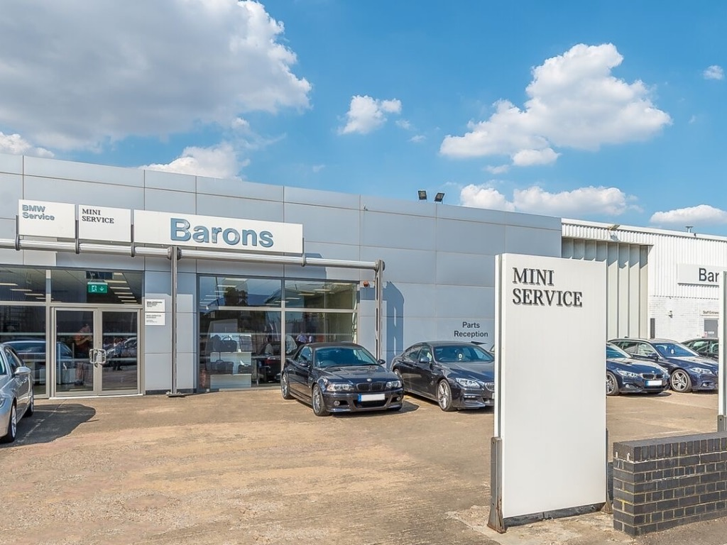 Barons MINI Borehamwood Aftersales - MINI Dealership in Borehamwood