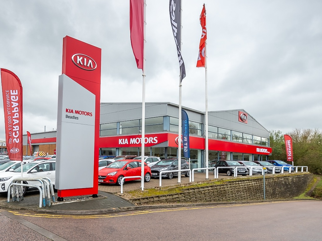 Kia Maidstone - Kia Dealership in Maidstone