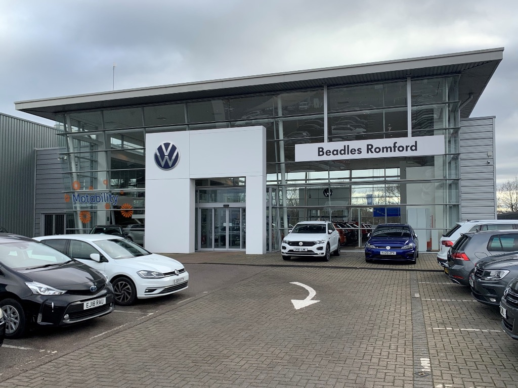 Volkswagen Romford - Volkswagen Dealership in Romford