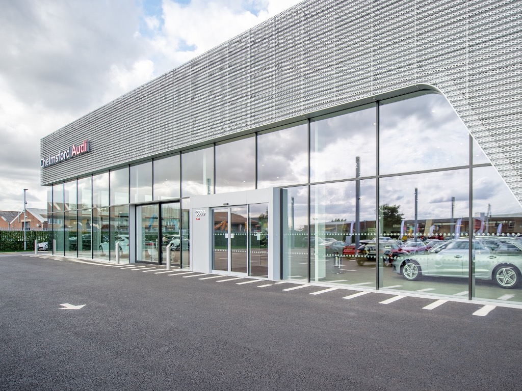 Chelmsford Audi - Audi Dealership in Chelmsford