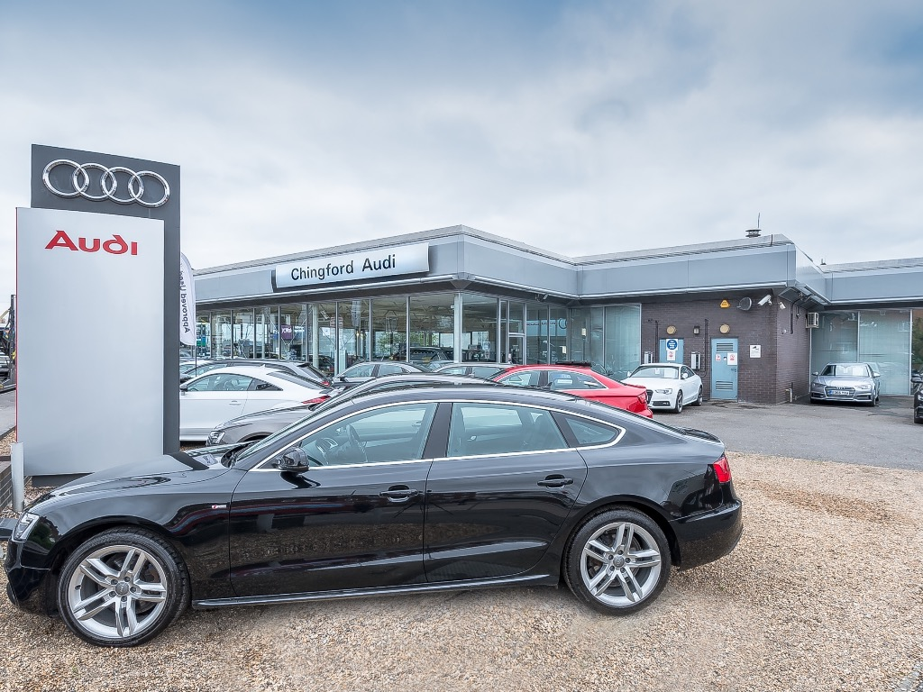 Chingford Audi - Audi Dealership in Chingford