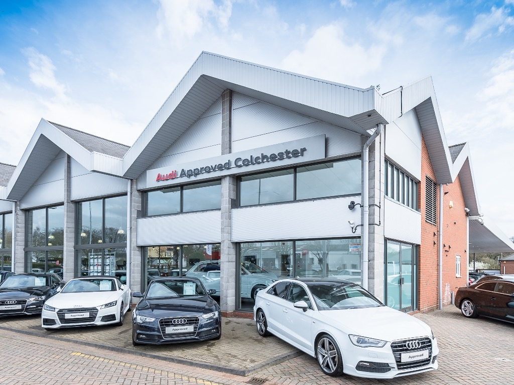Audi Approved Colchester - Audi Dealership in Colchester