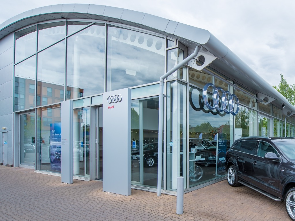 Finchley Road Audi - Audi Dealership in West Hampstead