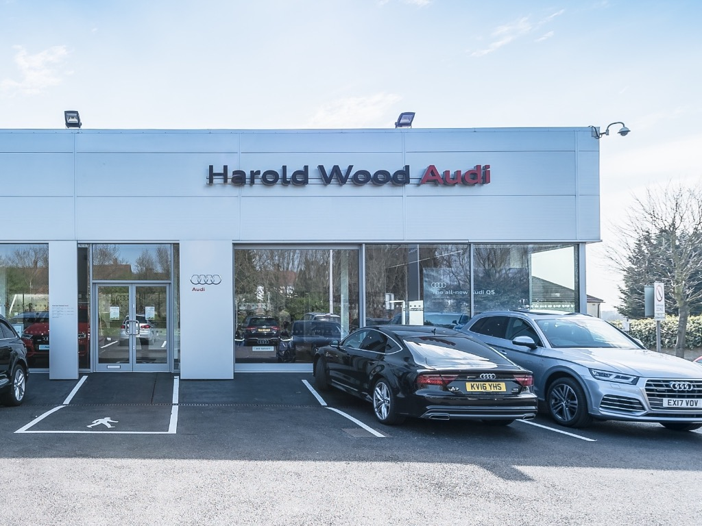 Harold Wood Audi - Audi Dealership in Romford