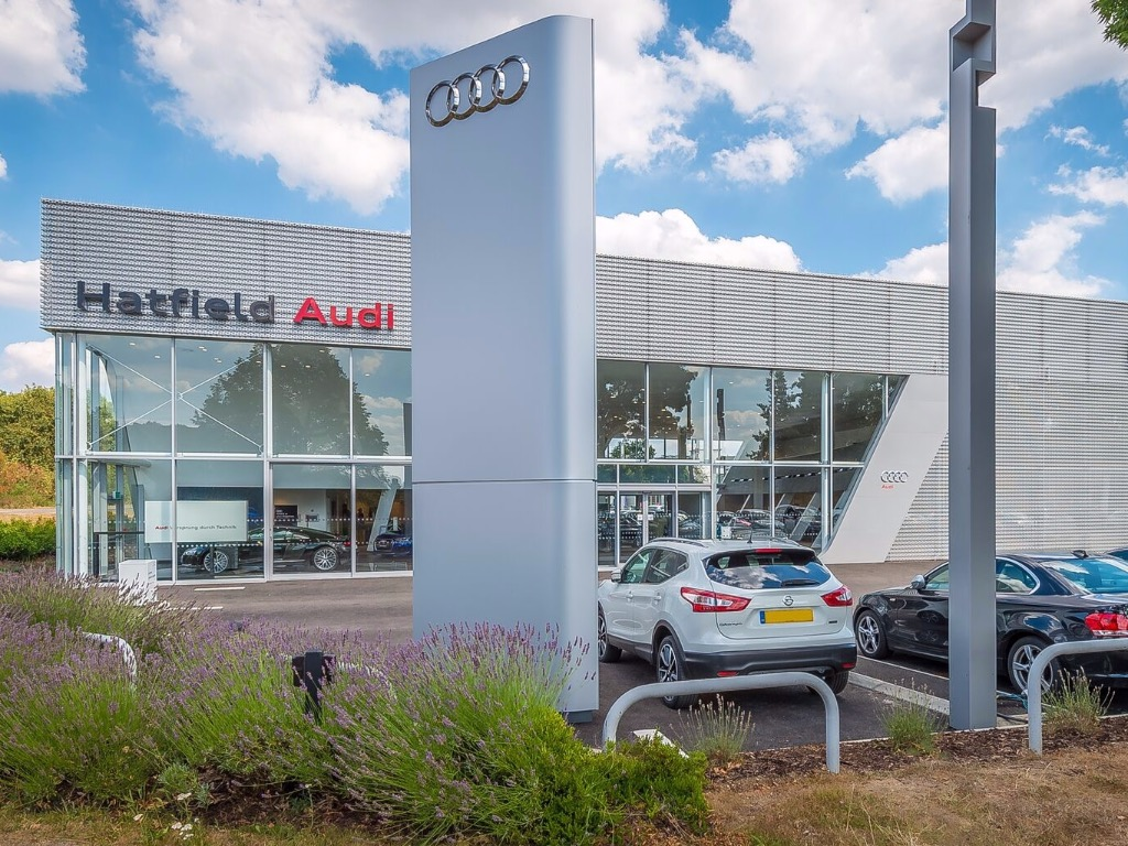 Hatfield Audi - Audi Dealership in Hatfield
