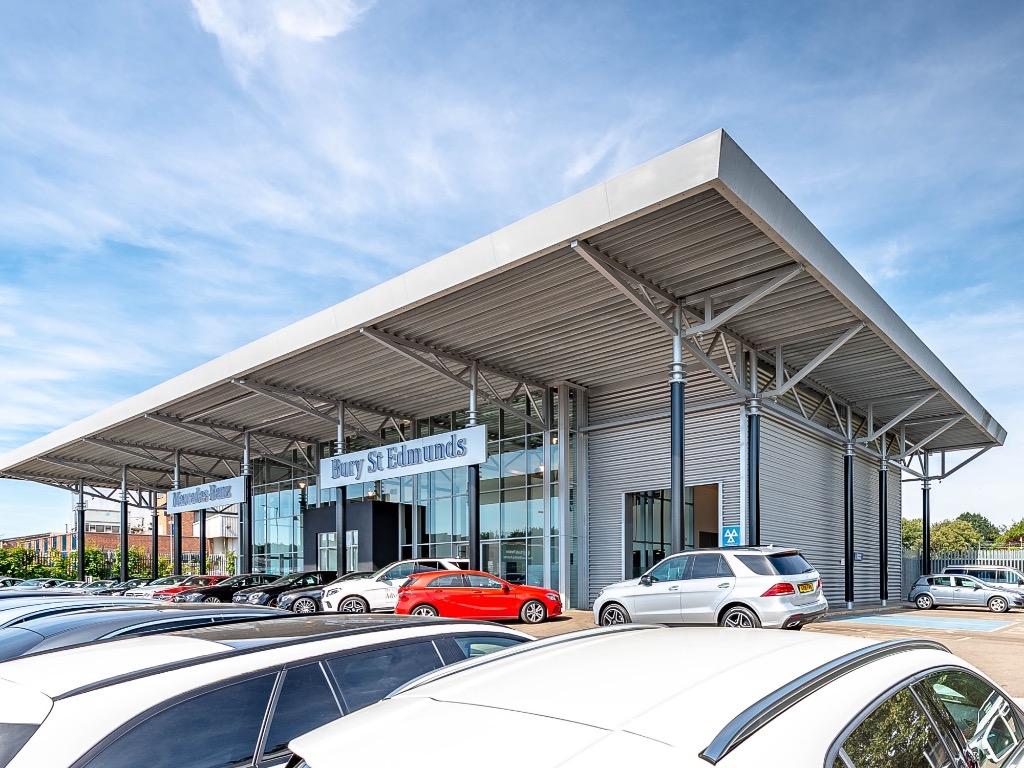 Mercedes Benz Bury St Edmunds Official Dealership Servicing