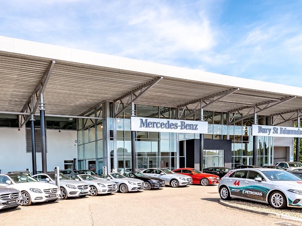 Mercedes Benz Dealers >> Mercedes Benz Bury St Edmunds Official Dealership Servicing