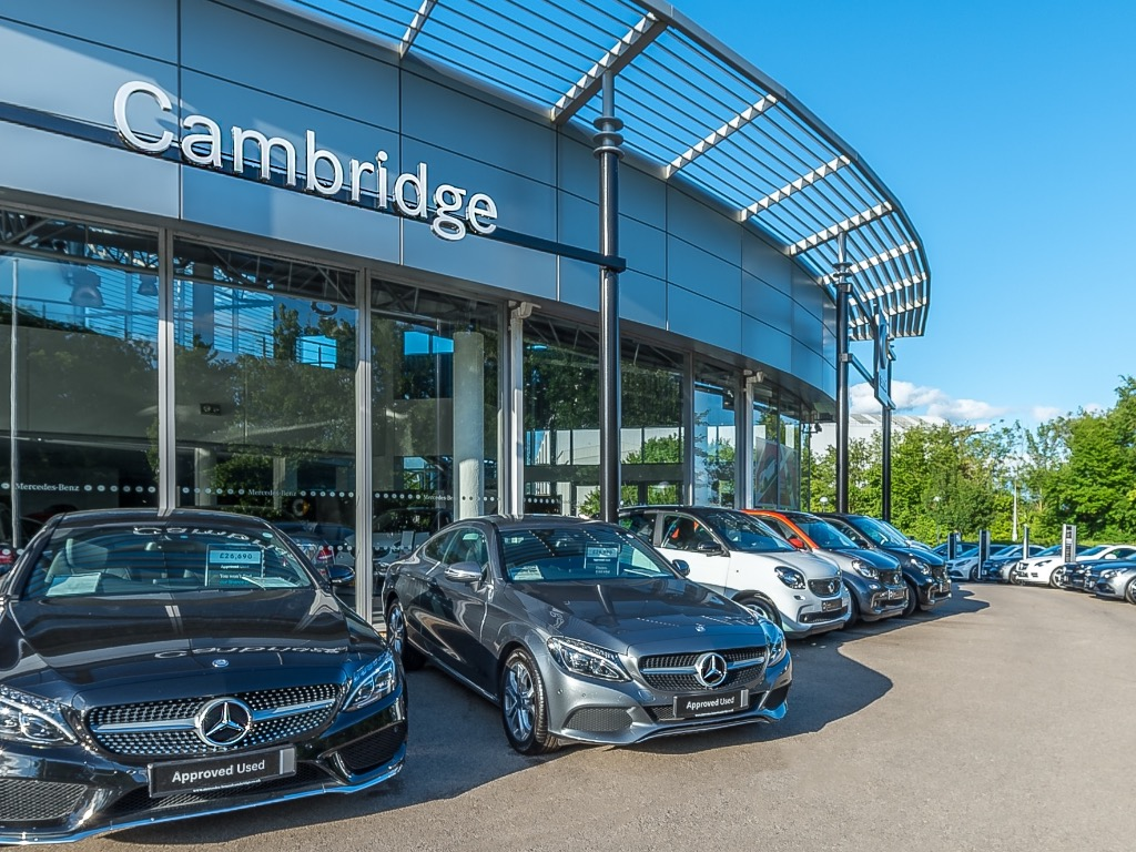 Mercedes-Benz of Cambridge - Mercedes Benz Dealership in Cambridge