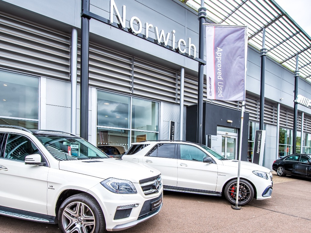 Mercedes-Benz of Norwich