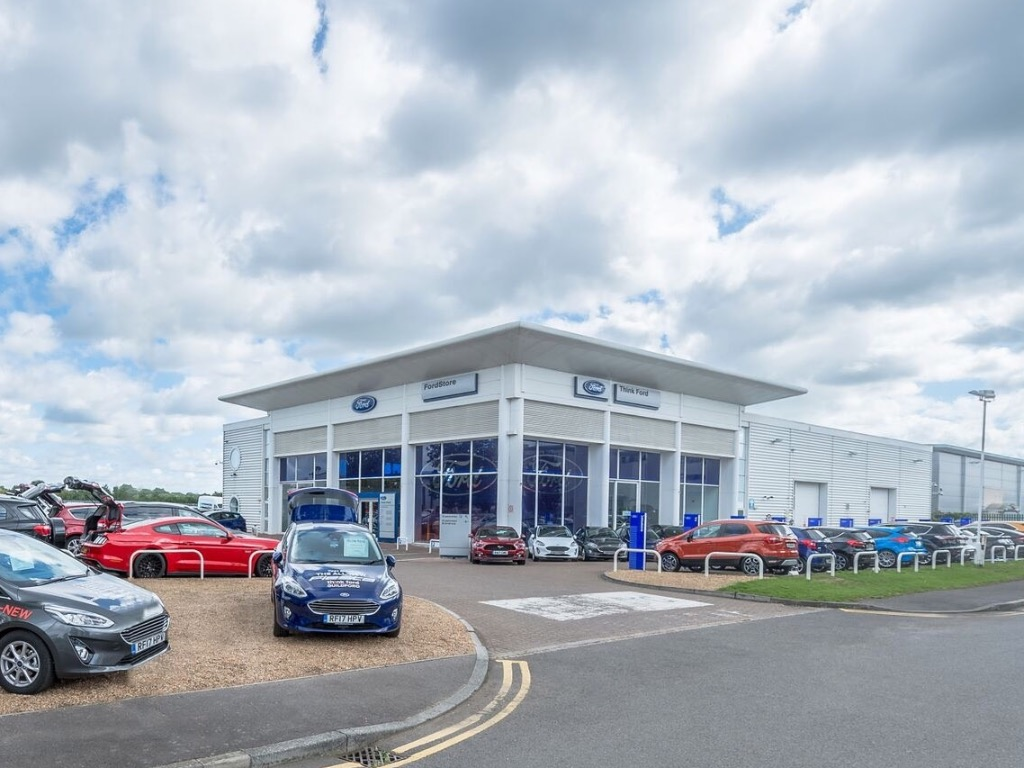 Think Ford Guildford - Ford Dealership in Guildford