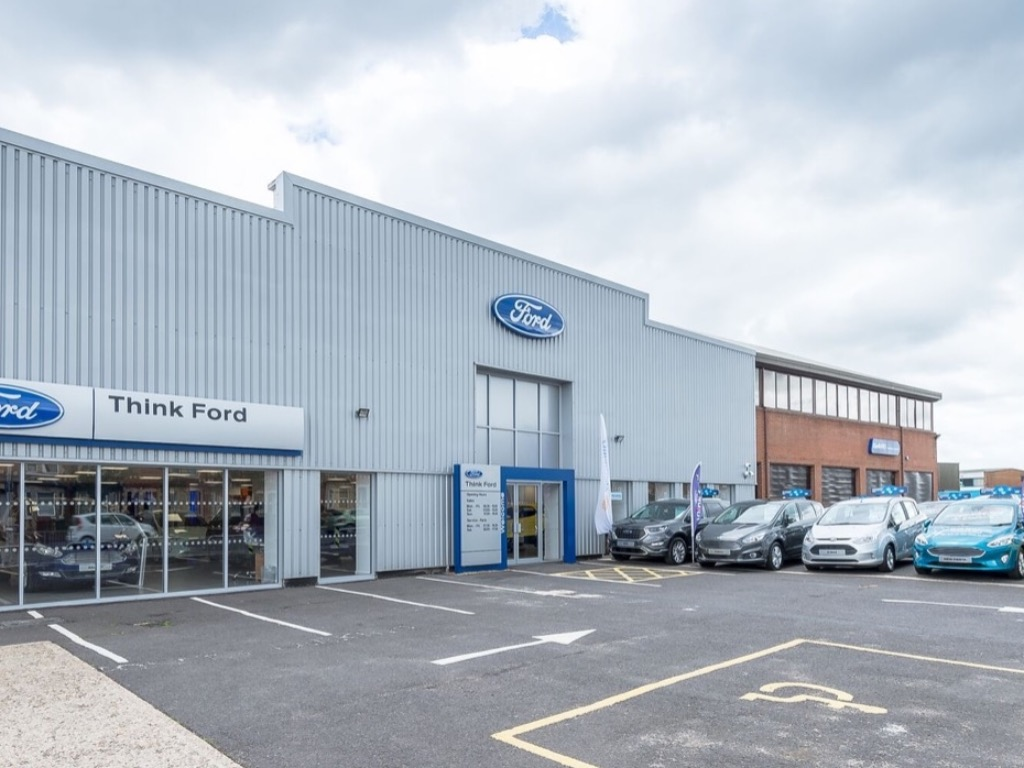 Think Ford Reading - Ford Dealership in Reading