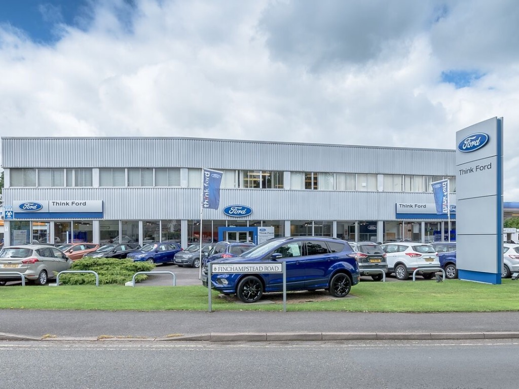 Think Ford Wokingham - Ford Dealership in Wokingham