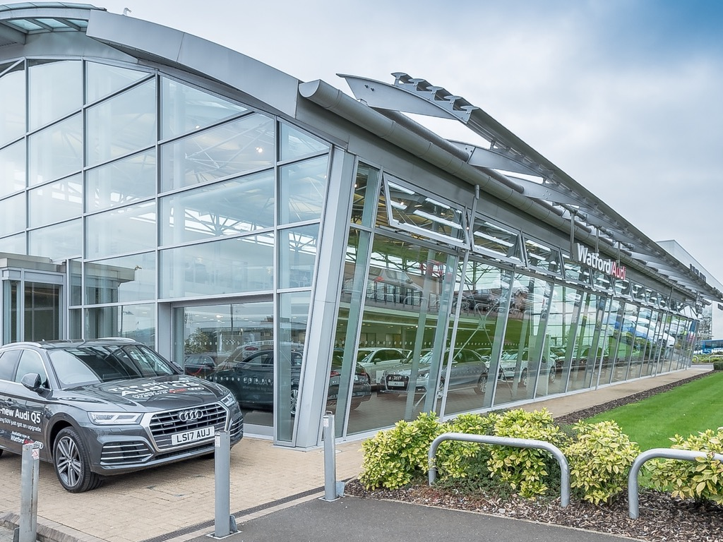 Watford Audi - Audi Dealership in Watford