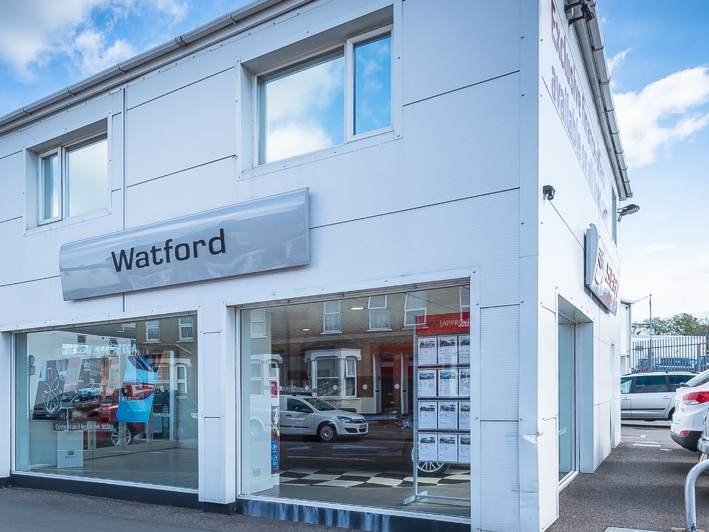 Watford SEAT - SEAT Dealership in Watford