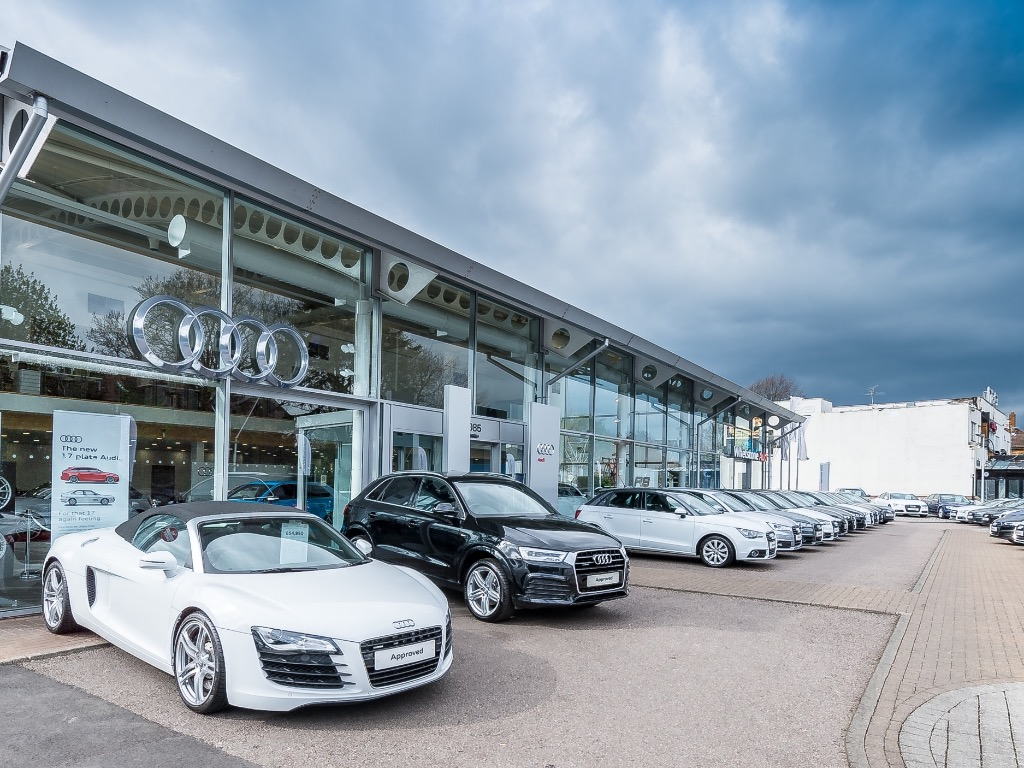 Whetstone Audi - Audi Dealership in Whetstone