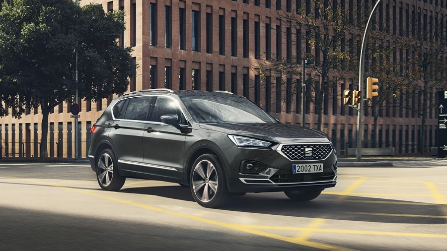 There Are No Excuses With the SEAT Tarraco