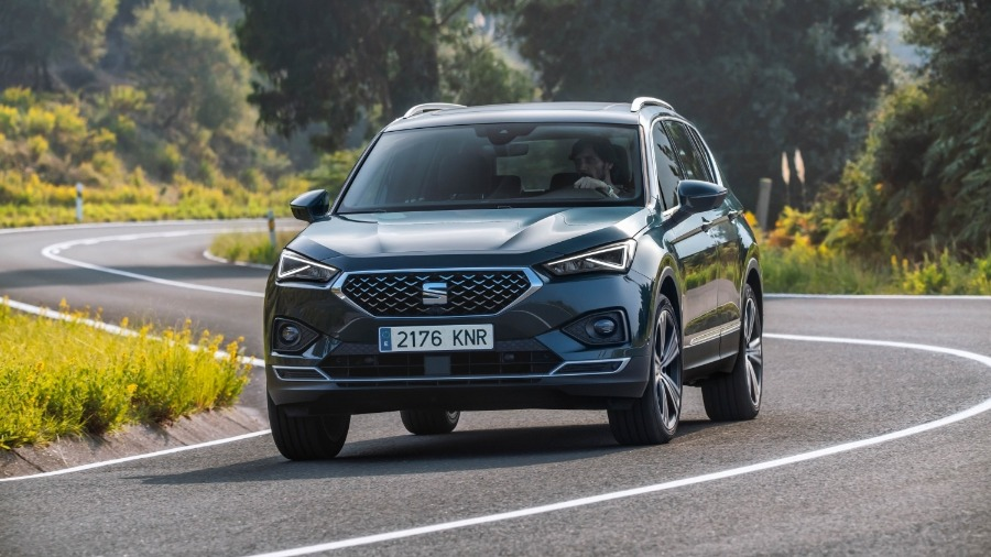 SEAT Tarraco Awarded Highest Safety Rating by NCAP