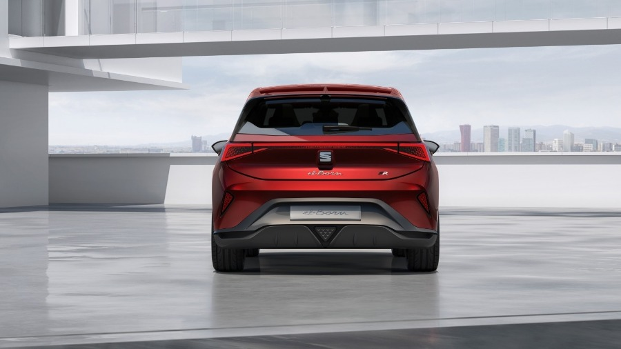 SEAT at Geneva Motor Show 2019: el-Born