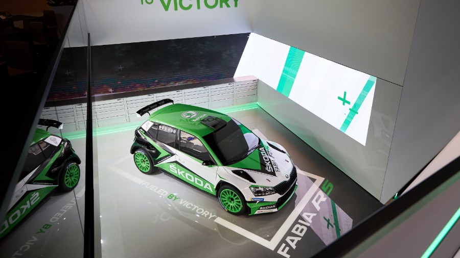 ŠKODA at the Geneva Motor Show: 5th March 2019