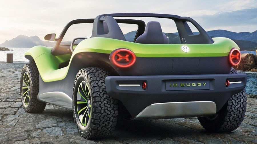 Comeback of an attitude towards life: the world premiere of the electric ID. Buggy in Geneva