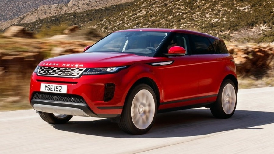 Range Rover Evoque - The First Compact SUV To Comply To Stricter RDE2 Emissions Tests