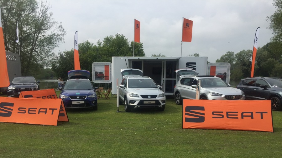 Hatfield SEAT Attends Herts Auto Show 2019
