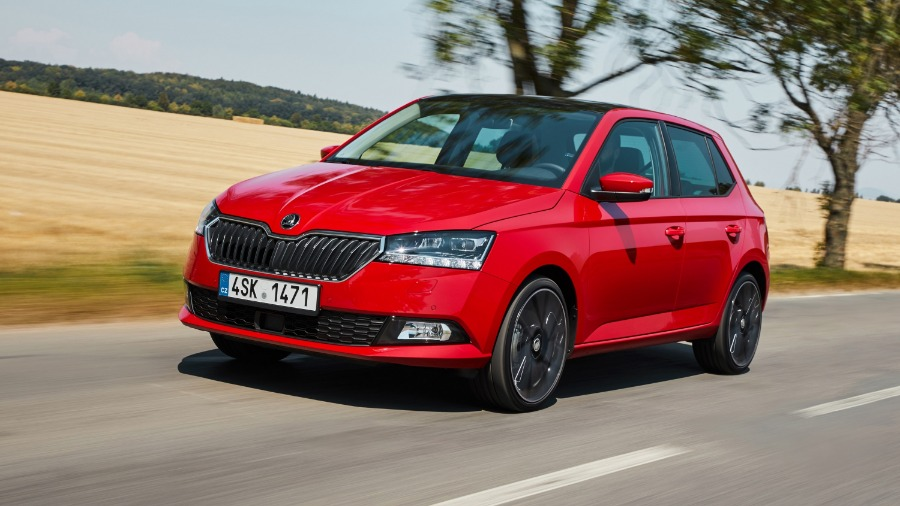 Two New Enhanced Packages for the ŠKODA FABIA