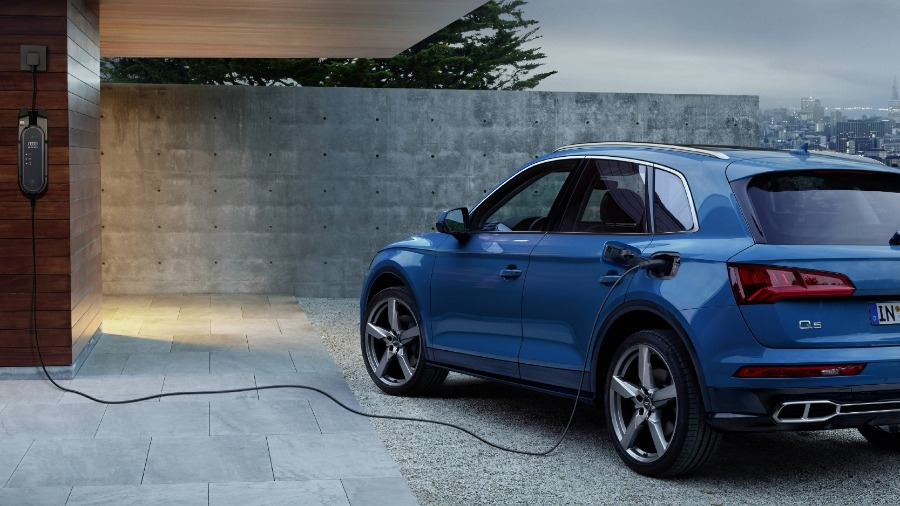 The New Q5: Audi's Latest Plug-In Hybrid Drive