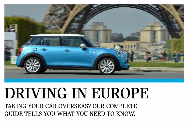 Our Guide to Driving in Europe
