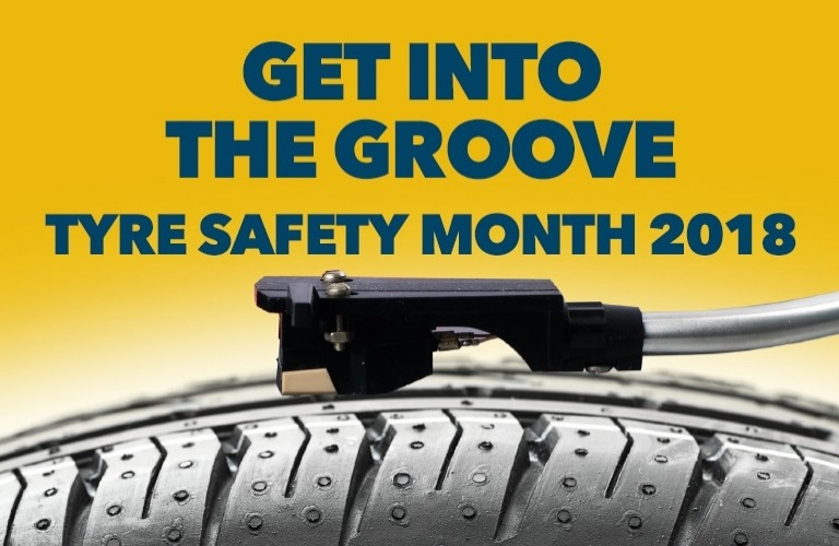 OCTOBER IS TYRE SAFETY MONTH AT THINK FORD