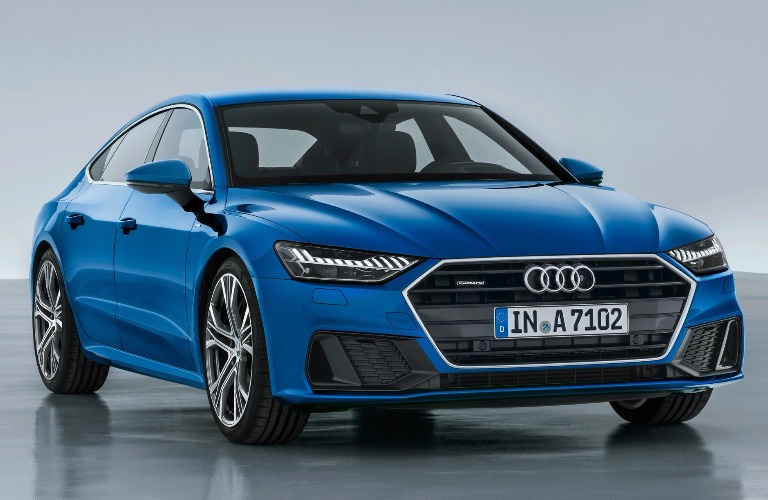 The all-new Audi A7 Sportback