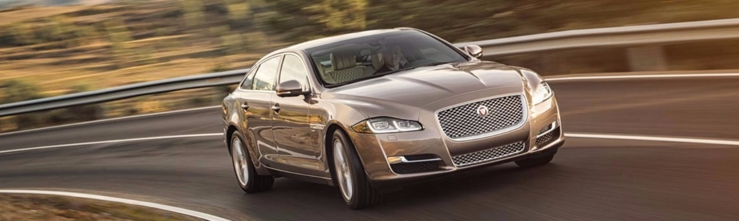 New Jaguar XJ arrives Autumn 2015
