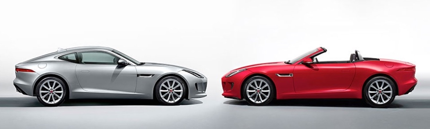 New Jaguar F-TYPE Models