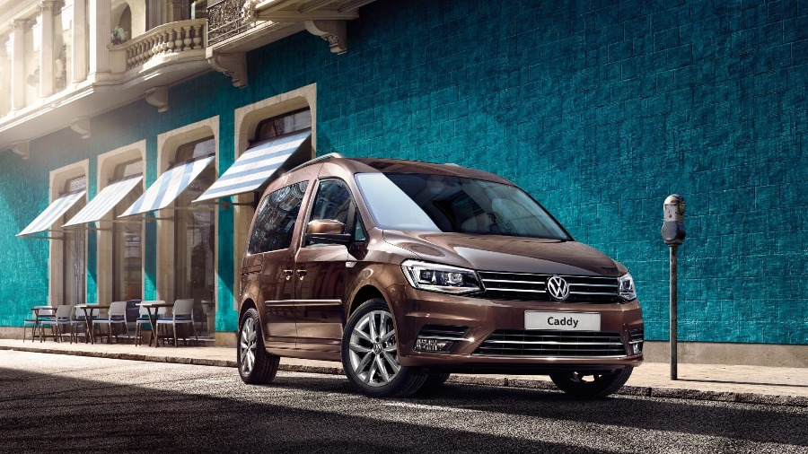 VW Commercial Vehicles New Petrol Range