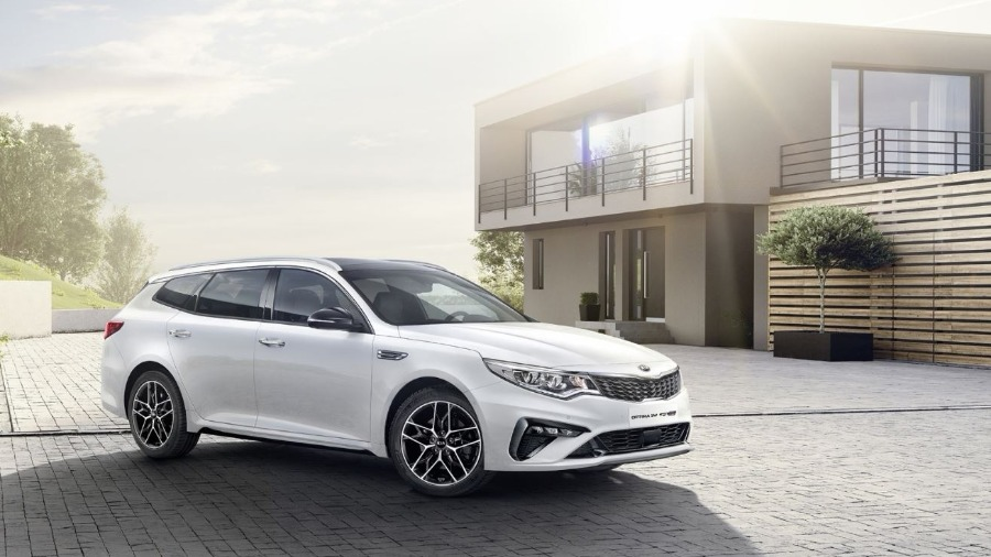 New Powertrains & Fresh Design For New KIA Optima At Geneva Motor Show