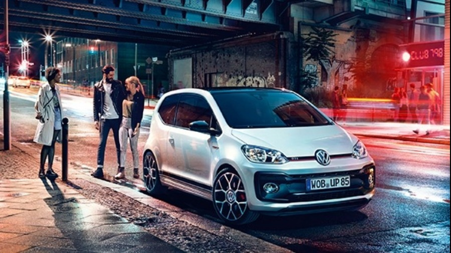 The up! GTI Has Already Scooped An Award