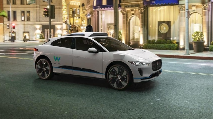 Waymo & Jaguar Land Rover Announce Long-Term Partnership