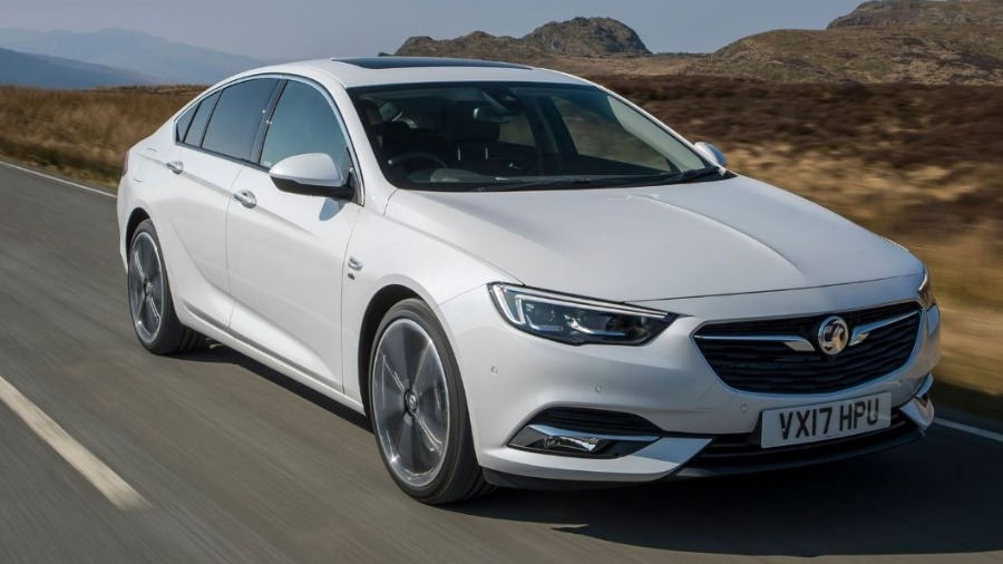 Insignia Wins Top Honour at the Company Car Today Awards
