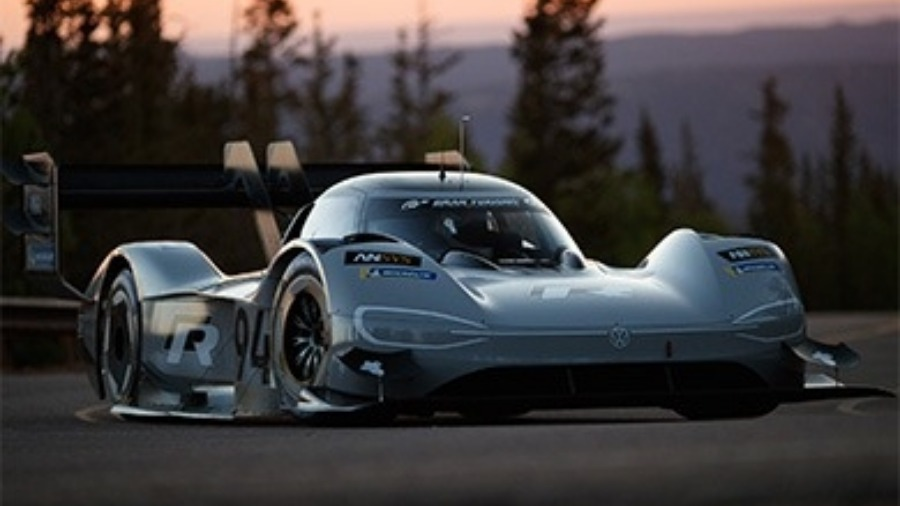 All time record: Volkswagen makes history with the I.D R Pikes Peak