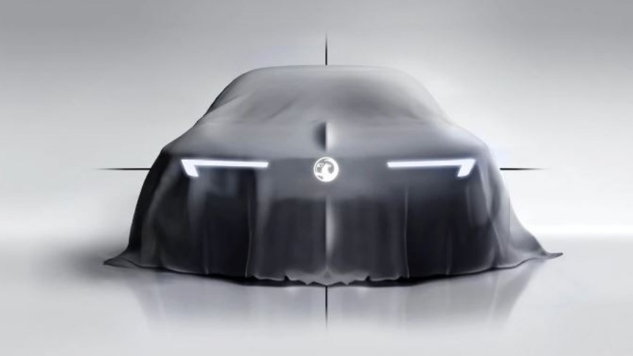 Vauxhall Reveals Glimpse 2020s Design