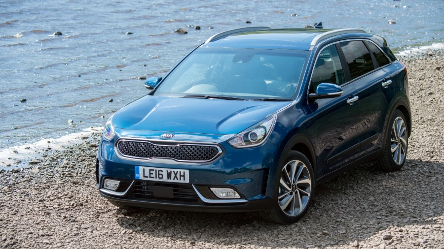 KIA Niro Precautionary Recall on Niro Hybrid and Niro Plug-In Hybrid