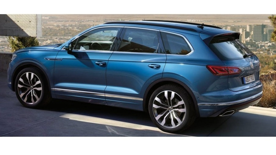 New Engine Joins the All-New Touareg