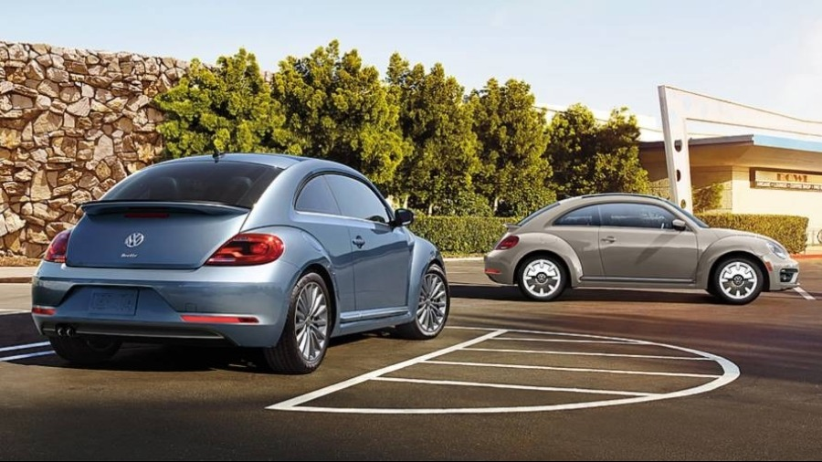 Volkswagen Beetle. The End Of An Era.