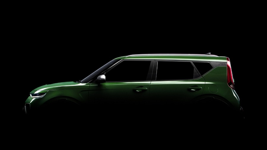 All-New KIA Soul to Debut at Los Angeles Auto Show